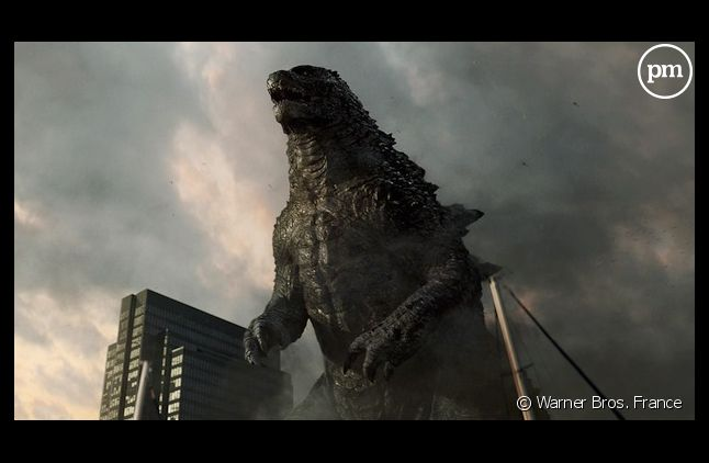 """""""Godzilla"""" démarre en tête du box-office US"""