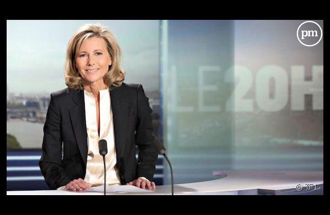 Les Français aiment Claire Chazal
