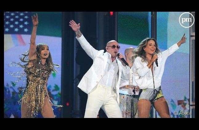 La chanson de Pitbull, Jennifer Lopez et Claudia Leitte pour la Coupe du Monde déplaît