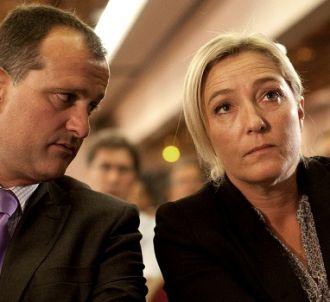Le couple de Marine Le Pen dans <em>Closer</em> cette...