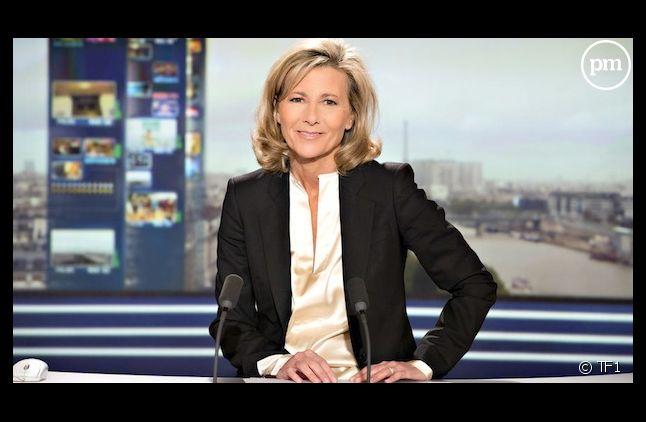 Claire Chazal répond aux critiques de Jean-Jacques Bourdin