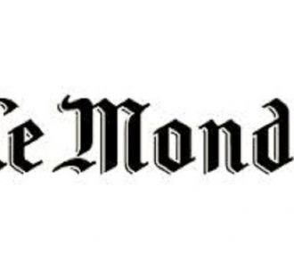 Logo du 'Monde'