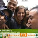 Une journaliste de BFMTV très chahutée par des supporters algériens
