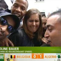 Coupe du monde : Une journaliste de BFMTV très chahutée par les supporters algériens