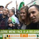Une journaliste de BFMTV très chahutée par les supporters algériens