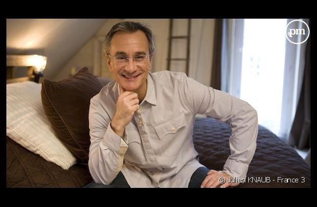 """Laurent Petitguillaume n'a pas aimé """"Ca déménage"""" sur France 3"""