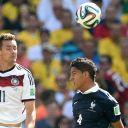 Les Bleus se sont inclinés 1-0 face à l'Allemagne