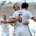 L'Allemagne est qualifiée pour les demi-finales