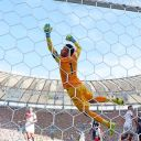Mats Hummels a marqué l'unique but du match à la 13e minute, lors d'un coup-franc.