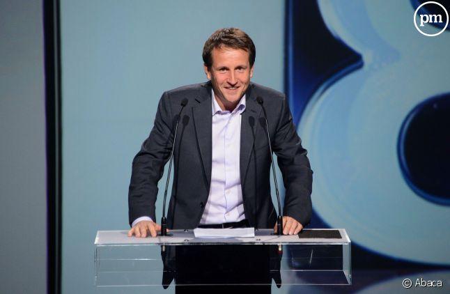 Rodolphe Belmer, directeur général de Canal+.