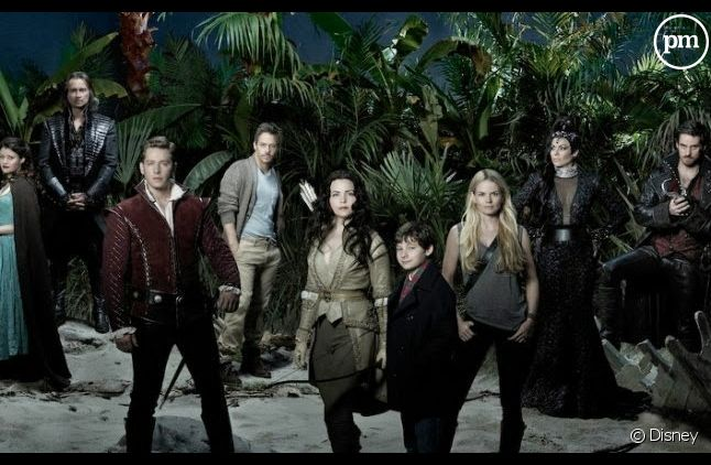 """Once Upon a Time"" saison 3 avant fin 2014 sur 6ter"