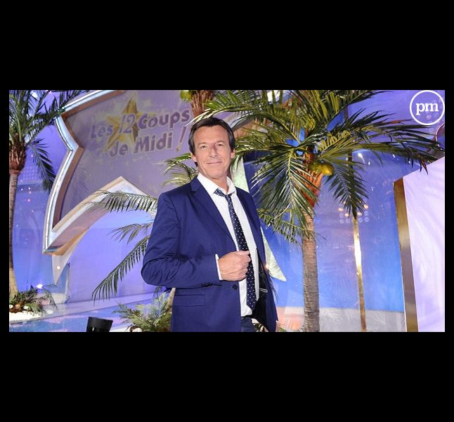 """Jean-Luc Reichmann anime """"Les Douze coups de midi"""" sur TF1"""