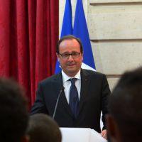 François Hollande réagit aux Unes de la presse people :