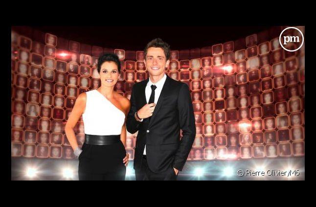 "Guillaume Pley et Faustine Bollaert présenteront ""Rising Star"""