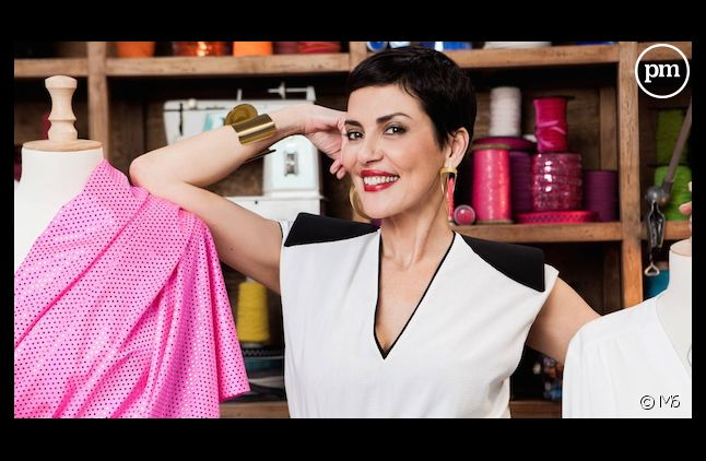 """Cristina Cordula présente """"Cousu main"""" sur M6"""