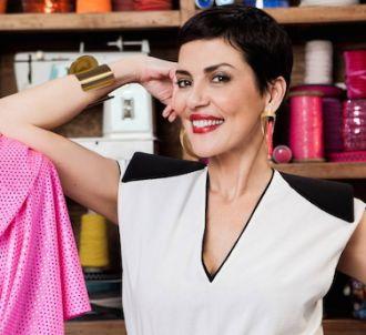 Cristina Cordula présente 'Cousu main' sur M6