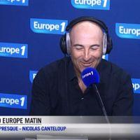 Canteloup en remet une couche, Bourdin rigole (enfin) !