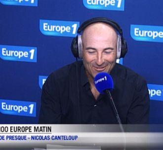 Nicolas Canteloup ironise sur les menaces de Jean-Jacques...