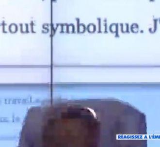 Bertrand Chameroy gêné dans 'Touche pas à mon poste' sur...