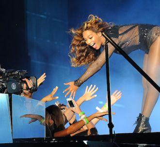 Beyonce en playback sur le 'On the run tour'