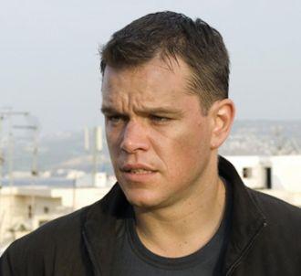 Matt Damon dans 'La vengeance dans la peau'