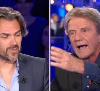 Clash entre Bernard Kouchner et Aymeric Caron dans 'On...