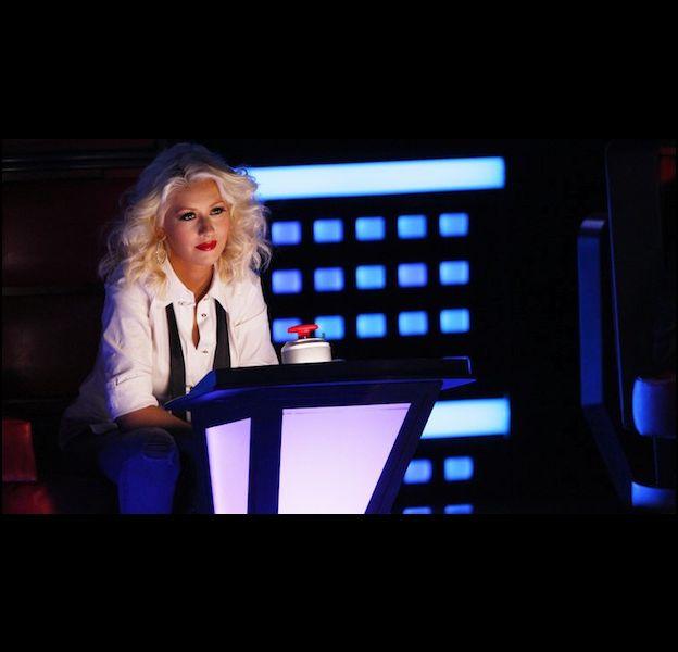 """Christina Aguilera revient dans """"The Voice"""""""