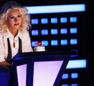 Christina Aguilera revient dans 'The Voice'