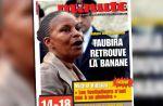 "Christiane Taubira ""maligne comme un singe"" : ""Minute"" condamné à 10.000 euros d'amende"