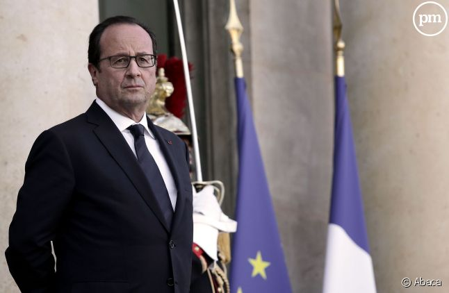 François Hollande, sur TF1 et RTL jeudi soir.