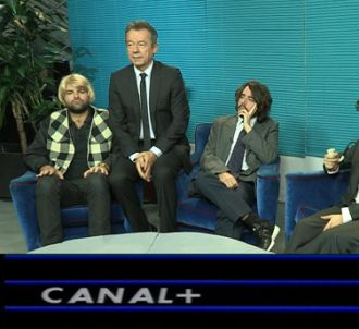 'Le Petit Journal' rejoue la scène, toujours avec Michel...