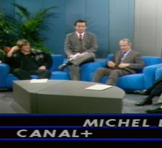 En 1984, Michel Denisot ouvrait l'antenne de Canal+.