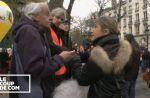 Le coup de com' (raté) des fonctionnaires à Paris