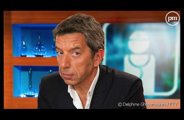 "Michel Cymes n'a pas aimé ""Interventions"""
