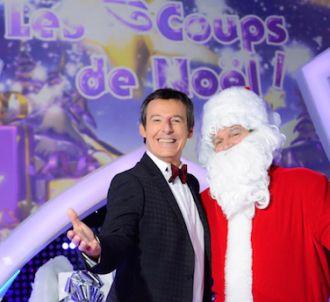Jean-Luc Reichmann et le Père Noël