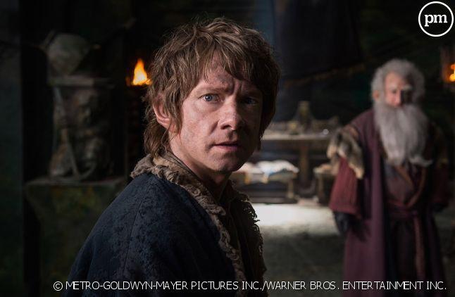 """Martin Freeman dans """"Le Hobbit : La bataille des cinq armées"""""""