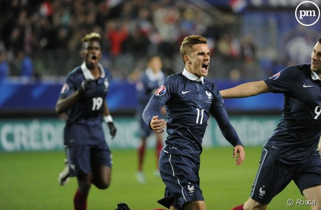 L'équipe de France de football