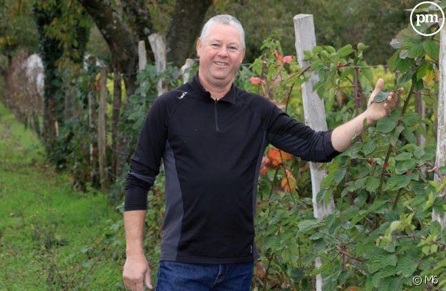 """Eric, agriculteur de """"L'amour est dans le pré"""" 2015"""