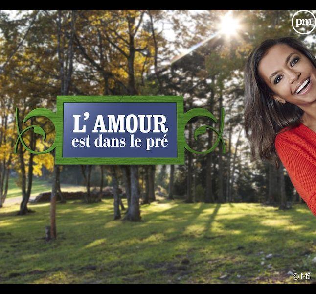 """Karine Le Marchand aux commandes de """"L'amour est dans le pré"""" 2015"""