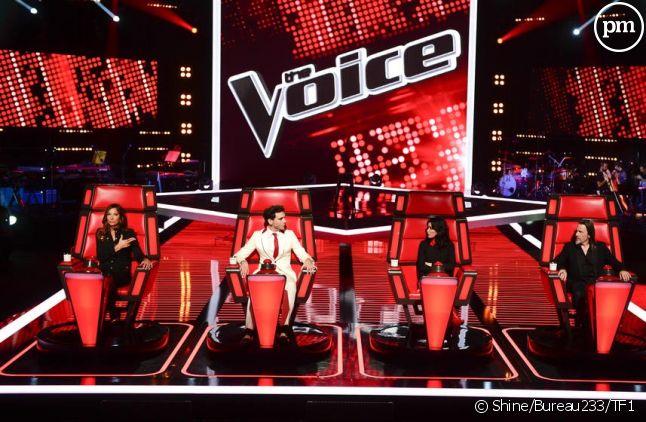 """""""The Voice"""" 2015 sur TF1"""