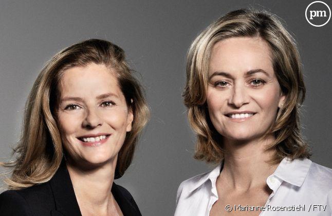 <span>Guilaine Chenu et Françoise Joly</span>