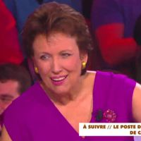 Jamel Debbouze ne reconnaît pas Roselyne Bachelot dans