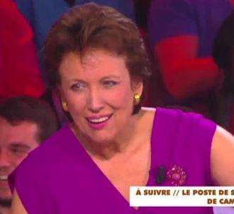 Jamel Debbouze oublie le nom de Roselyne Bachelot