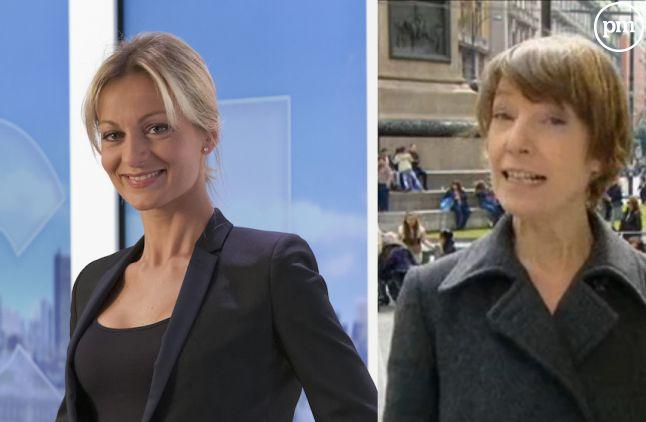 Audrey Crespo-Mara et Frédérique Agnès
