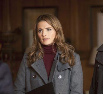 Stana Katic et Nathan Fillion dans 'Castle'