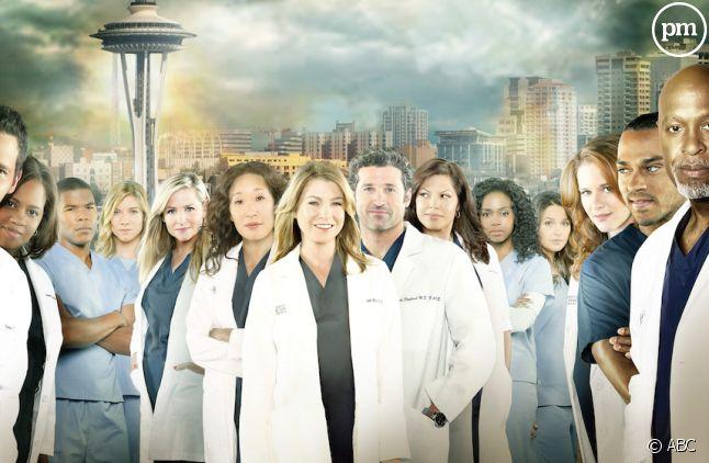 """Les stars de """"Grey's Anatomy"""" réagissent après l'épisode choc de la saison 11"""