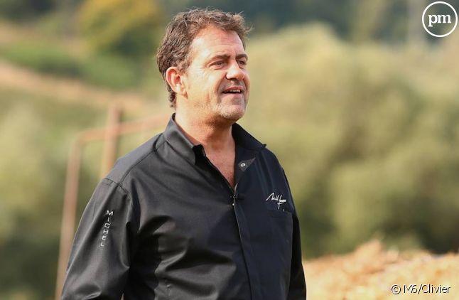"""Michel Sarran dans """"Top Chef"""" 2015"""