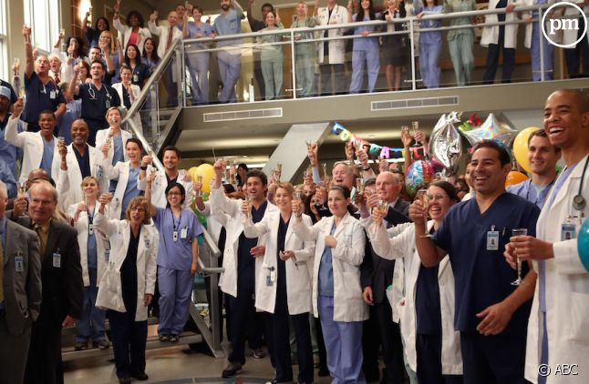 "Quelle audience pour la suite de ""Grey's Anatomy"" ?"