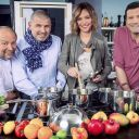 """Le jury de """"Masterchef"""" 2015 et Sandrine Quétier"""