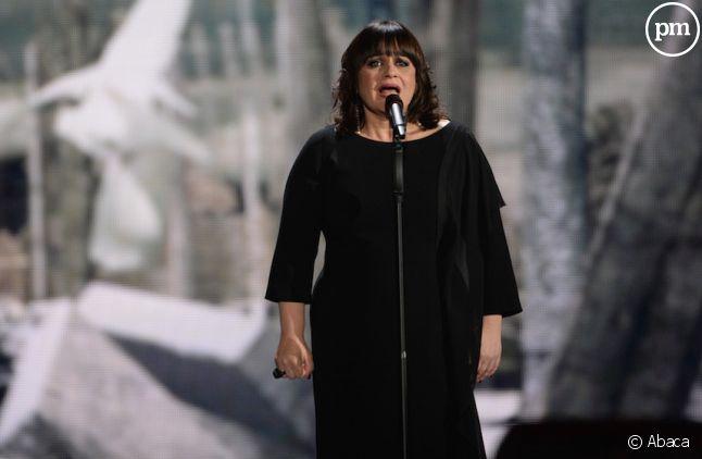Nathalie André répond à Laurent Fabius sur la prestation de Lisa Angell à l'Eurovision